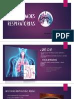 Enfermedades Respiratorias Power Point