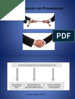 4.Negociación Con Proveedores