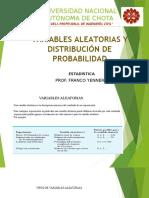 VARIABLES ALEATORIAS Y DISTRIBUCIONES DE PROBABILIDAD.pptx