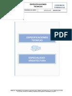 Especificaciones Técnicas Arquitectura YURIMAGUAS - copia1.docx