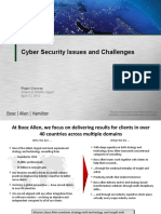 Cyber Security Issues and Challenges
