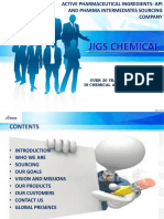 Chemical Company Profile