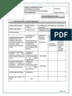 GFPI-F-019 Formato Guia de Aprendizaje Analisis SENA 2015
