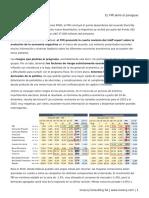 EL FMI Abrió El Paraguas