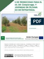 Evaluación de diferentes tratamientos herbicidas para el control de Conyza spp. y otras dicotiledóneas en olivar.pdf