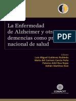 La Enfermedad de Alzheimer y Ot - Luis Miguel Gutierrezrobledo