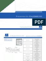 Brochure Civil Cad 2000