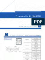 Brochure Civil Cad 2000