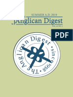 The Anglican Digest - Summer 2019