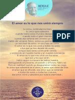 P. Dávila (El Amor Es Lo Que Nos Unirá Siempre)