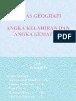 Tugas Geo Kelompok 4 Ppt