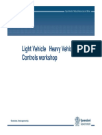 Light Vehicle Heavy Vehicle Controls 2015 Oce Seminar Pres