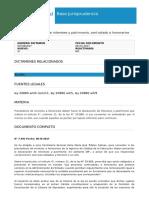 Dictamen CGR 7.491 de 06.03.2017 - DIP Contratados a Honorarios