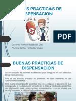 Buenas Practicas SFT Dispensacion y Farmacovigilancia
