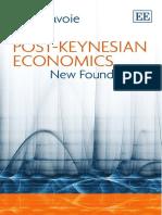 Marc Lavoie-Post-Keynesian Economics_ New Foundations (2015)