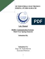 2019 Lab Manual Communication Systems.pdf