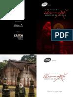 Brennand Mestre Dos Sonhos - Caixa Cultural Fortaleza 2018