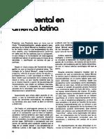 Salud Mental en América Latina UAM Xochimilco 1983