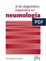 Manual de Diagnóstico y Terapéutica en Neumología