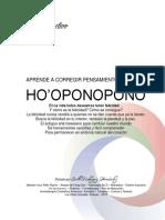 2018 Taller Ho'Oponopono