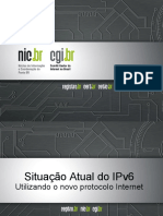 Situação Geral Do IPv6