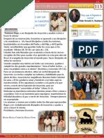 2019-07-21 Boletín-Vol-4-114- LLEGAR A SER UN DICIPULO DE NUESTRO SEÑOR JESUCRISTO.pptx