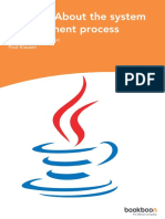 Java 20_ About the System Development Process