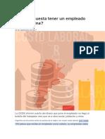 Cuánto Cuesta Tener Un Empleado en Argentina