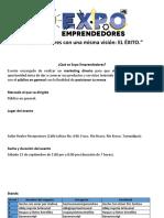 Realizarán en Río Bravo 'Expo Emprendedores'