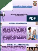 DIAPOSITIVAS GERIATRIA en enfermeria