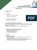 Programa Cultura II 2014