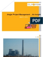 Jhajjar Project Management Presentation1