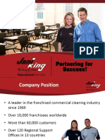 Jani-King Educational Commercial Cleaning Services - PDF