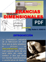 DMAC1.08.Tolerancias Dimensionales. 30-05-2016