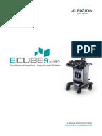 E-CUBE9 Series Catalogue ENG