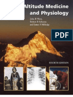 9780340913444 High Altitude Medicine and Physiology