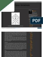 Magnumopusaeternam Blogspot Com 2018 06 Cabala Orfica HTML
