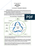 p3. 4 Level 1 Accountability Assessment Framework