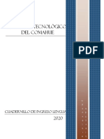 Cuadernillo Ingreso 2020 (1)Instituto tecnològico del comahue