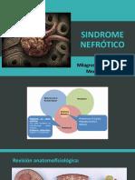 -Síndrome Nefrótico