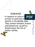 Romance and Quest