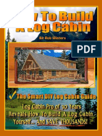 How To Build A Log Cabin - The Smart DIY Log Cabin Guide (2013).pdf