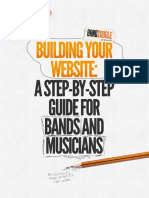 Building Your Website eBook