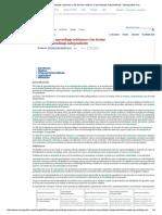 El concepto de aprendizaje autónomo y las teorías relativas al aprendizaje independiente - Monografias