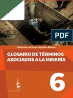 Glosario de Términos Asociados a La Minería_VENEZUELA