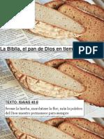 El Pan de Dios en Tiempo de Crisis