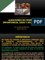 ALEACIONES_NO_FERROSAS........pptx