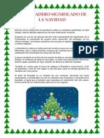 EL VERDADERO SIGNIFICADO DE LA NAVIDAD.docx