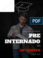 Pre Intern a Do 2020 in Tens Ivo