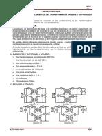 6 Conexion Serie-paralelo de Trafo